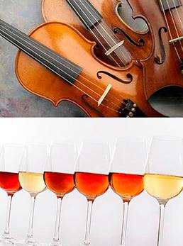 Melodías del Vino