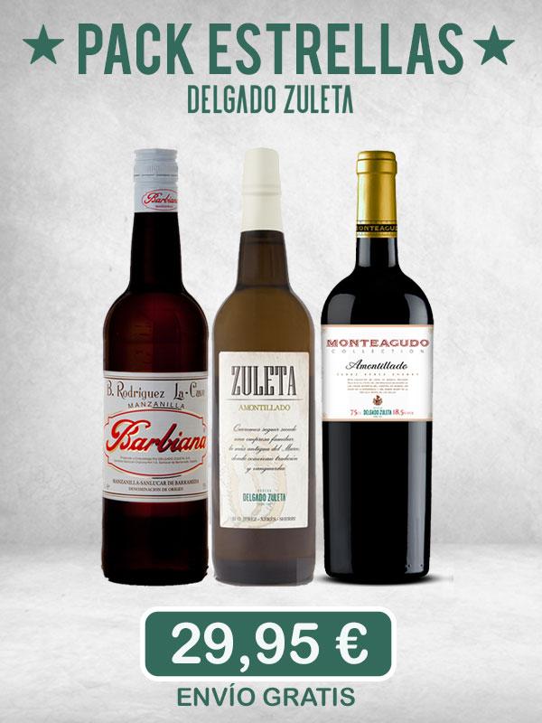 Pack Estrellas Delgado Zuleta