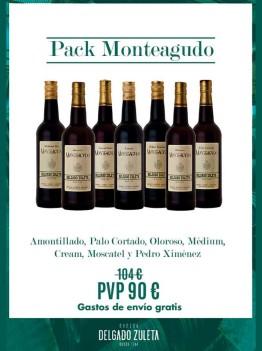 Pack Monteagudo Delgado Zuleta