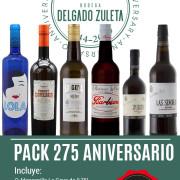 Pack 275 aniversario