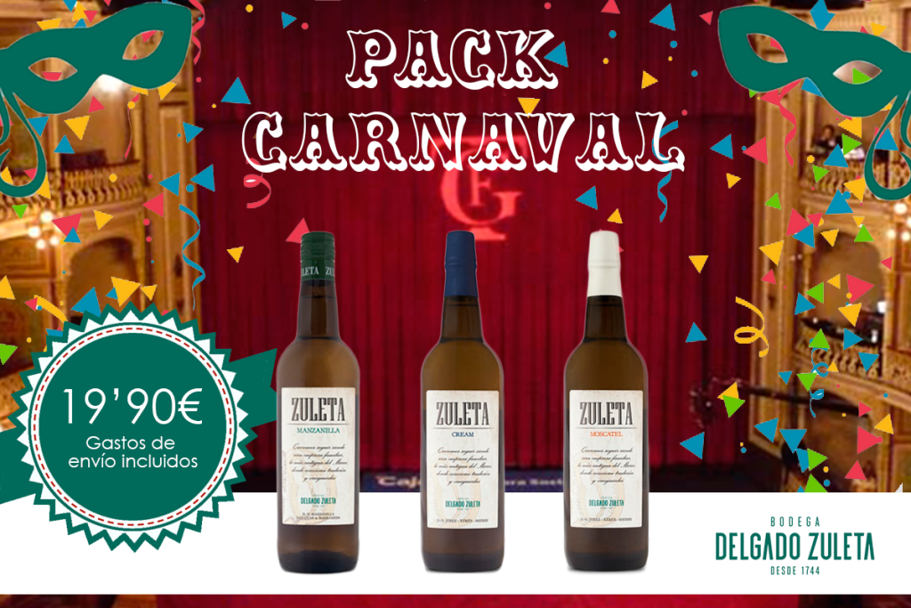 Pack Carnaval