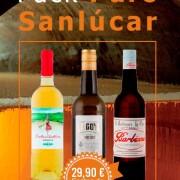 Pack Puro Sanlúcar Delgado Zuleta